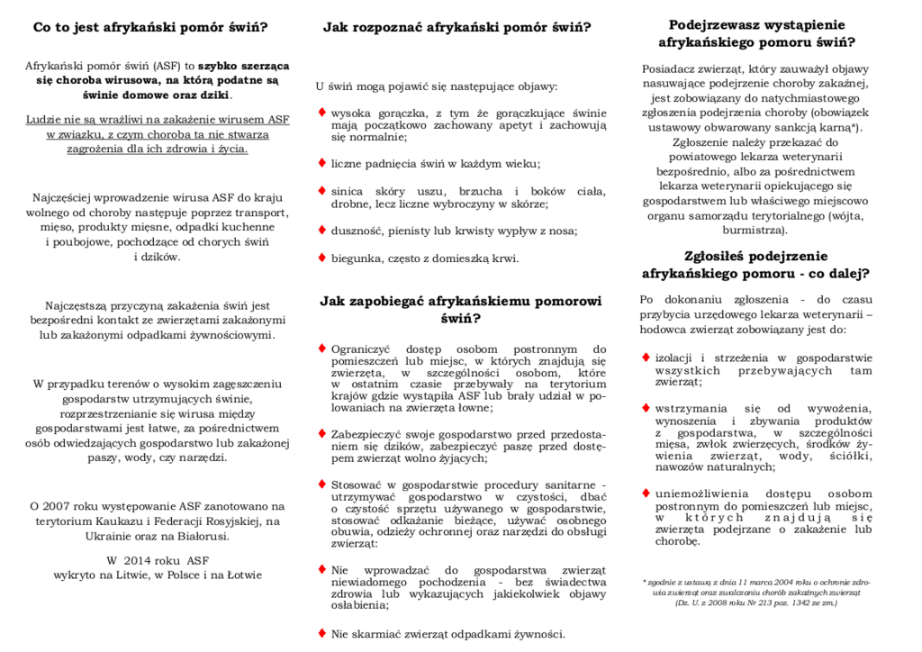 Ulotka informacyjna dla hodowców świń - ASF 2.png