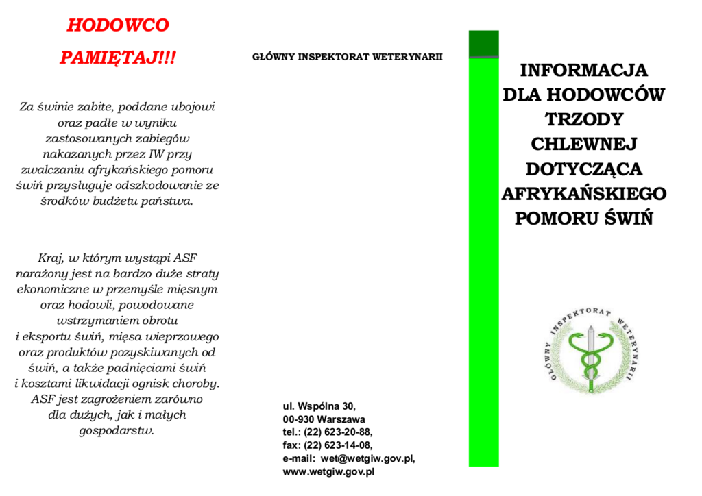 Ulotka informacyjna dla hodowców świń - ASF.png