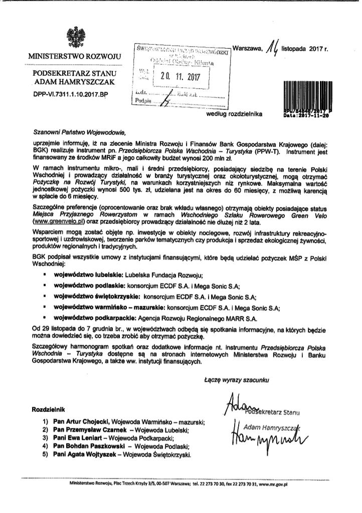 Pismo MR - dot. PPW - Turystyka (20.11.2017).(2013149_1952694).png