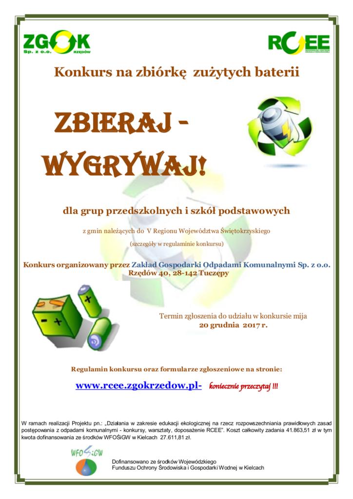 konkurs Zbieraj -Wygrywaj-plakat.png