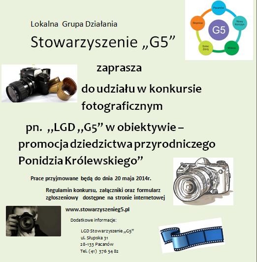 Plakat- konkurs fotograficzny LGD G5 w obiektywie.png