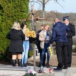 Galeria kwesta na cmentarzu