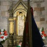 Galeria msza na cmentarzu