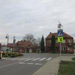 Aktywne przejście dla pieszych przy ul. Plac Solny