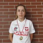 Złoty medal Drużynowych Mistrzostw Polski Kraków 2018 r.