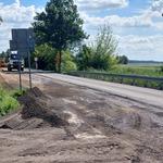 Galeria remont drogi Szczerbaków