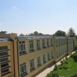 Szkoła Podstawowa w Wiślicy.
