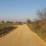 Galeria Droga Jurków koło torów