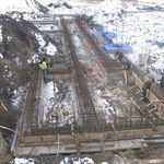 Galeria Plac budowy w trakcie robót