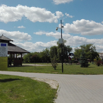 Kamera monitoringu na Placu Rekreacyjno-Sportowym przy ul. Podwale + HOT-SPOT