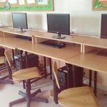 Pracownia komputerowa w Gimnazjum
